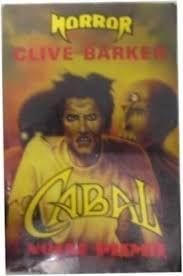 Cabal nocne plemię Clive Barker