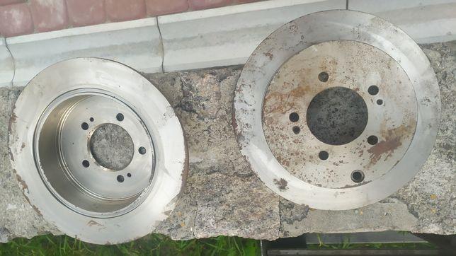 Тормозные диски задние для Mitsubishi Outlander XL EBC D1576