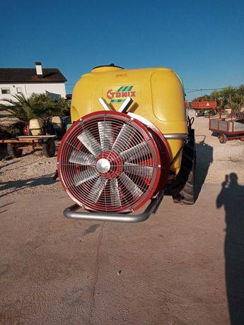 Pulverizador tomix eco de 600 litros turbina super 760