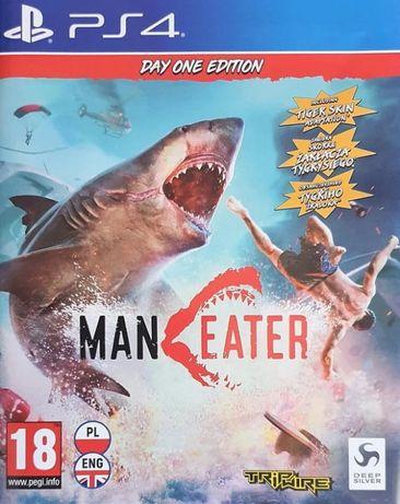 Maneater PS4 PlayStation 4 Nowa Kraków