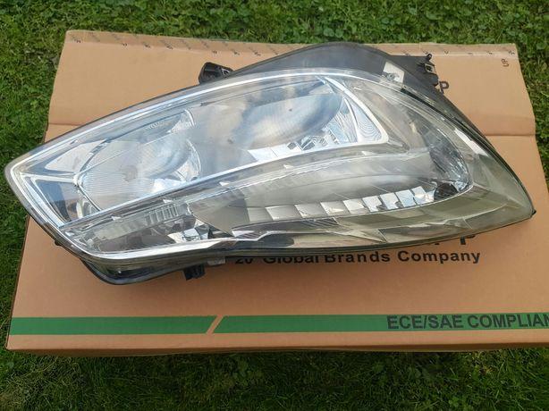 Oryginalna Lampa Opel Insignia Prawa Kompletna Przednia Przód Przedlif