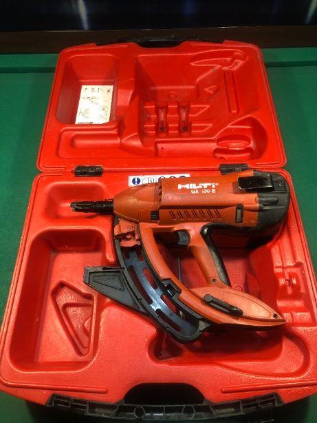Osadzak gazowy GX-100E + walizka
