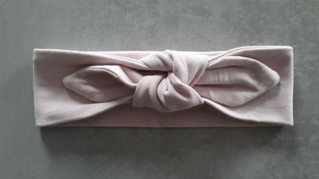 Opaska Ul&Ka pudrowy róż ULKA