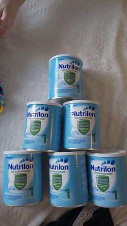 Продам нутрилон 1 кисломолочный.