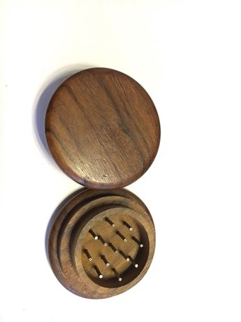 Młynek do tytoniu grinder drewno