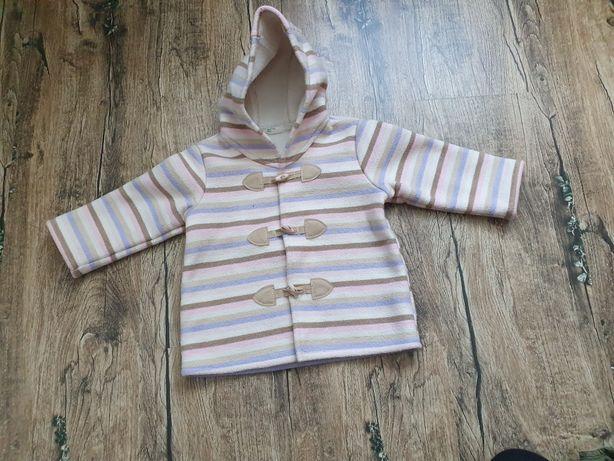 Пальто  куртка осінь весна на дівчинку 1-1,5 роки