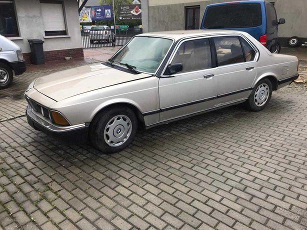BMW 735 Zabytkowe