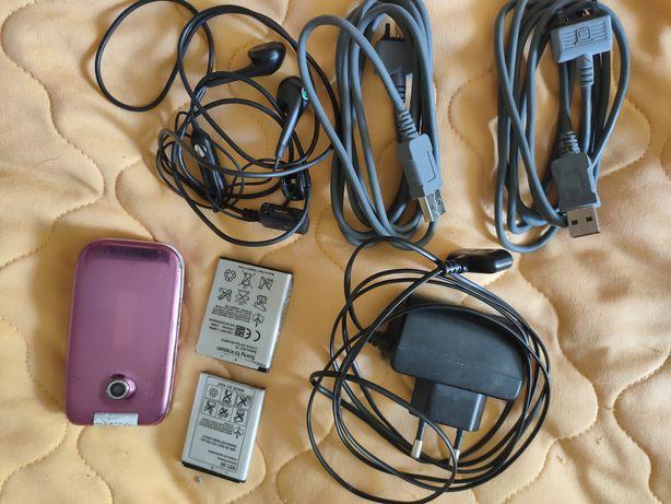 Телефон и шнуры