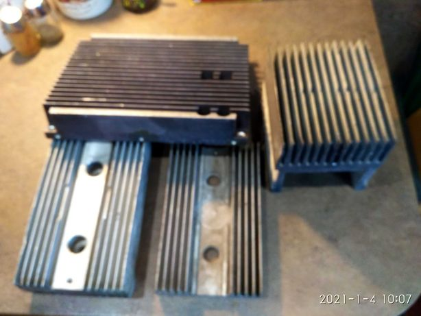 комплект радиаторов силовой электроники