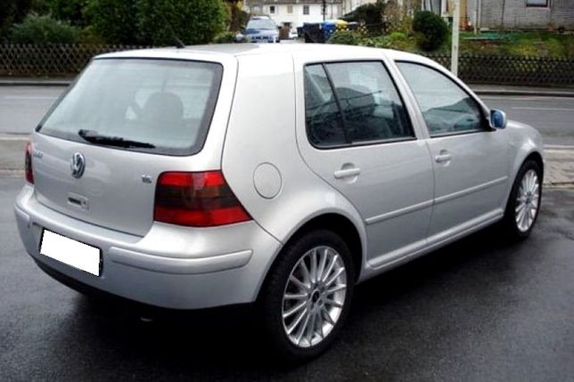 Cortinas solares - VW Golf IV 5p