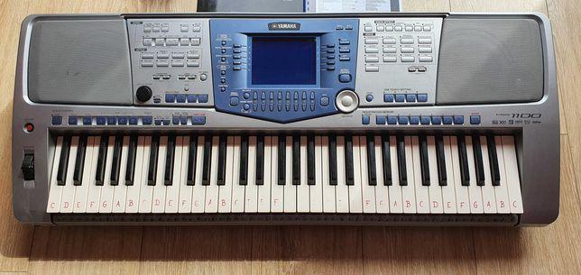 Keyboard, organy Yamaha PSR 1100