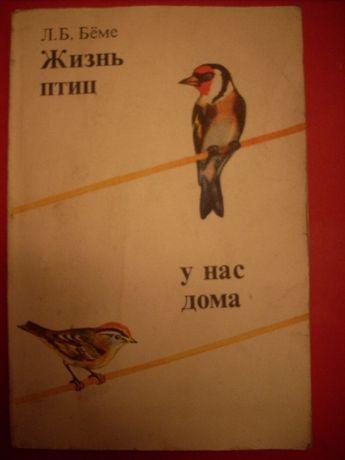 Книга Жизнь птиц у нас дома.