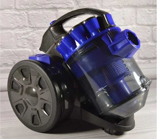 Пылесос 3000 Watt  контейнерный без мешка для сухой уборки