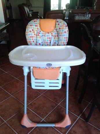 Cadeira refeição/esperguiçadeira CHICCO