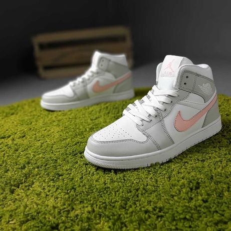 20444 Nike Air Jordan кроссовки найк аир джордан женские джорданы