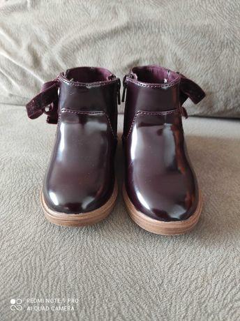 Buty dziecięce botki