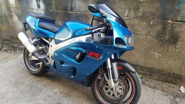 Suzuki gsxr gsx750r srad