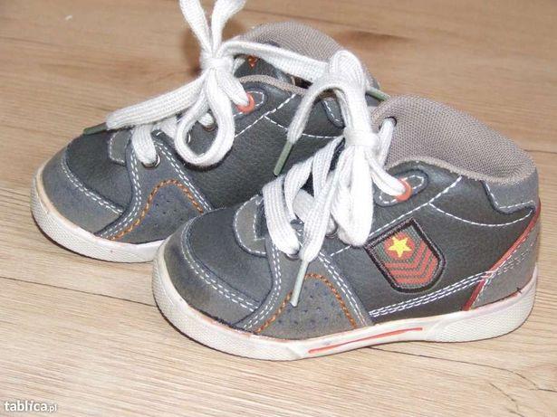 Buty na jesień roz.21