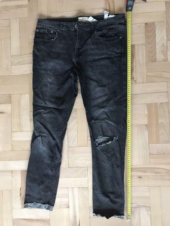 Spodnie jeans strasivarius 48