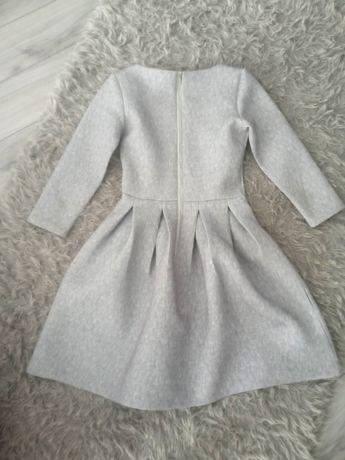 Sukienka damska piankowa Reserved