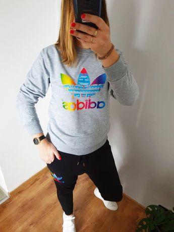 Dres damski z logo Adidas