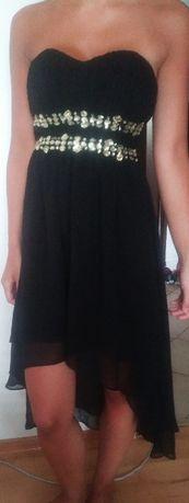 Asymetryczna Sukienka S