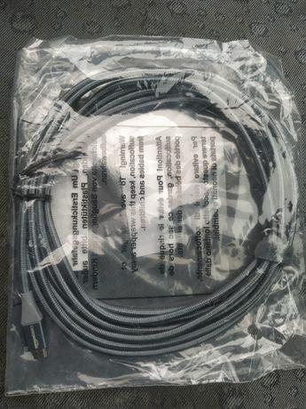 Przewód 2 m USB do micro USB