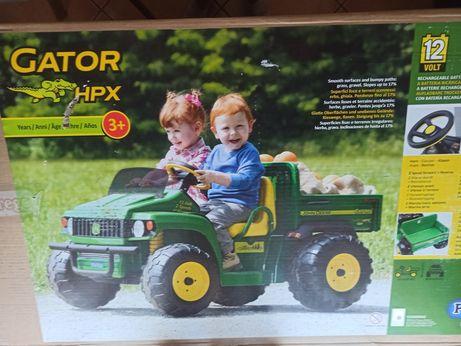 Carro elétrico para crianças - trator