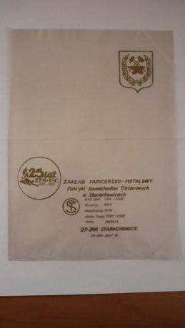 Kolekcjonerska okładka FSC Star Starachowice