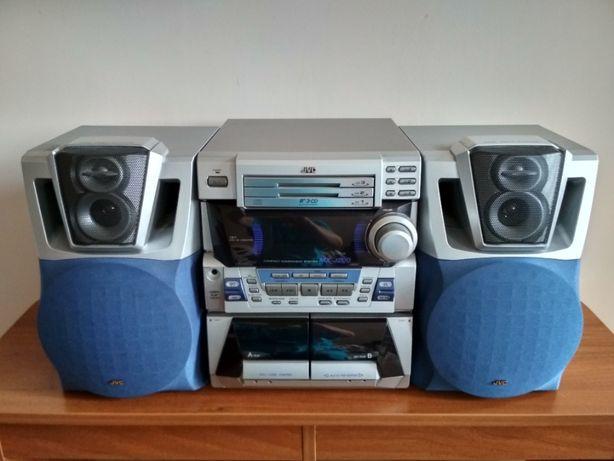 Музыкальный центр JVC MX-J200