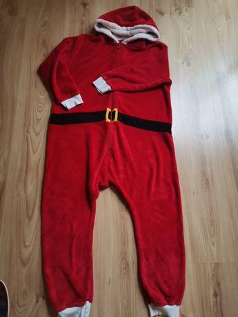 Śpioch piżama albo strój z polaru mikołaj NEXT r. 152