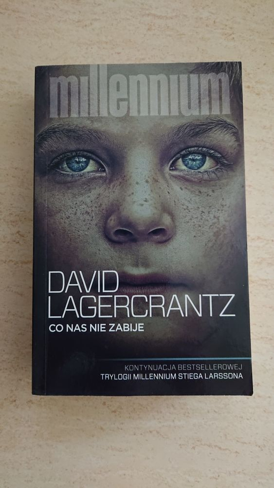 Pakiet Millennium David Lagercrantz Warszawa - image 1