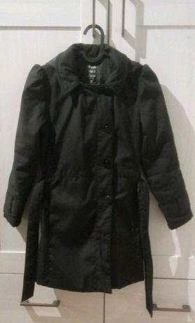 Śliczny płaszczyk dla dziewczynki 128-134 cm 9 lat