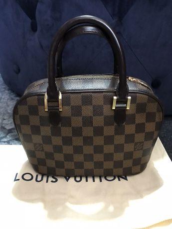 Louis Vuitton Sarria damier mini tote bag
