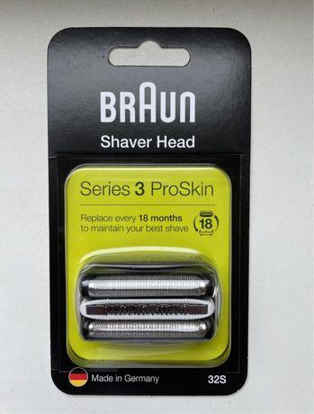 Сетка и режущий блок Braun Series 3 32S