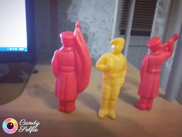 Солдаты дутыши СССР
