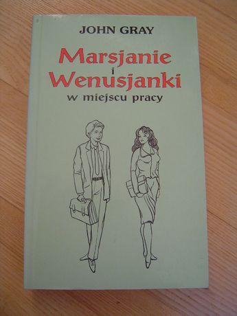 Marsjanie i Wenusjanki w miejscu pracy // John Gray