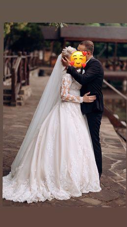 Весільна сукня , індивідуальний пошив ,, Milla Nova''