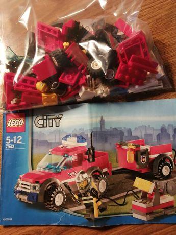 Klocki lego 7942