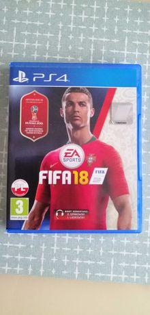FIFA 18   gra na Ps4