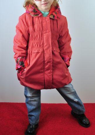 Куртка на теплу весну-осінь ріст 116