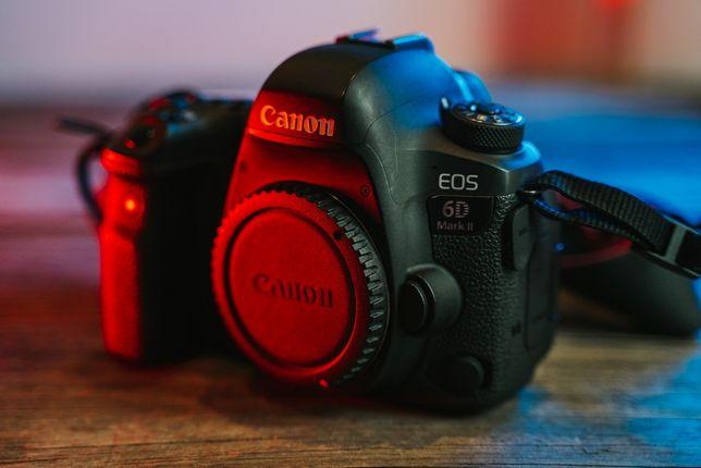 Canon 6Dmk2 Pełen zestaw.