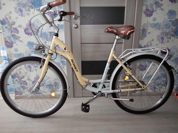 Стан нового!Велосипед дорожній Romet Symfonia-26
