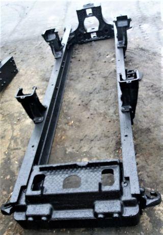 Часть рамы передняя трактор Т-150К, 17221ХТЗ
