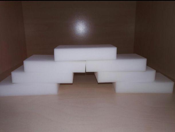 Меламиновые чудо-губки 6×10×2