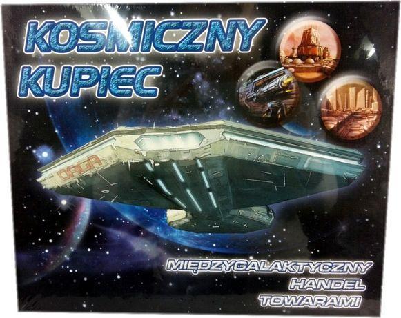 Gra towarzyska ''Kosmiczny Kupiec'' międzygalaktyczny handel towarami