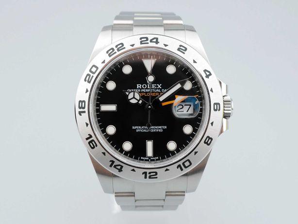 Rolex Explorer II Black 216570