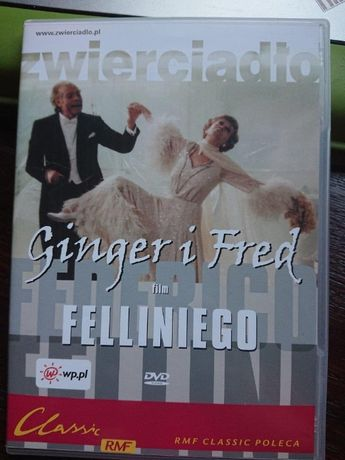 Ginger i Fred - film na dvd