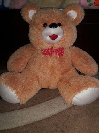 Мягкая игрушка мишка, мягкий медведь