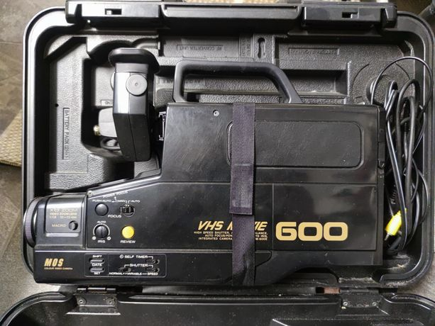 Hitachi VM-600E Kamera VHS